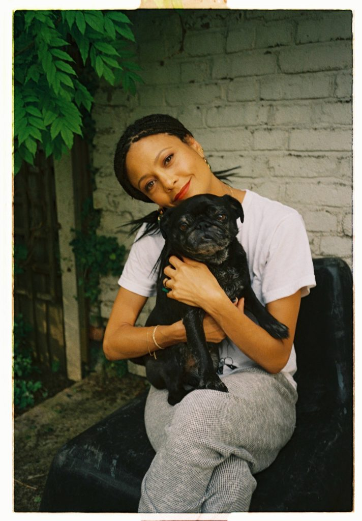 Thandie Newton, 2016