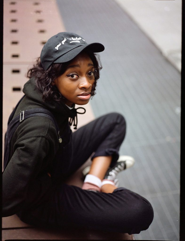 Little Simz, London, February 2017